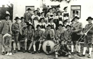 Gruppenfoto aus dem Jahr 1951